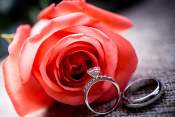 Юбилей свадьбы и день рождения в один день