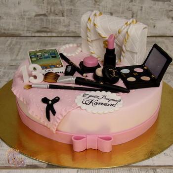 фото торт на 14 лет девочке
